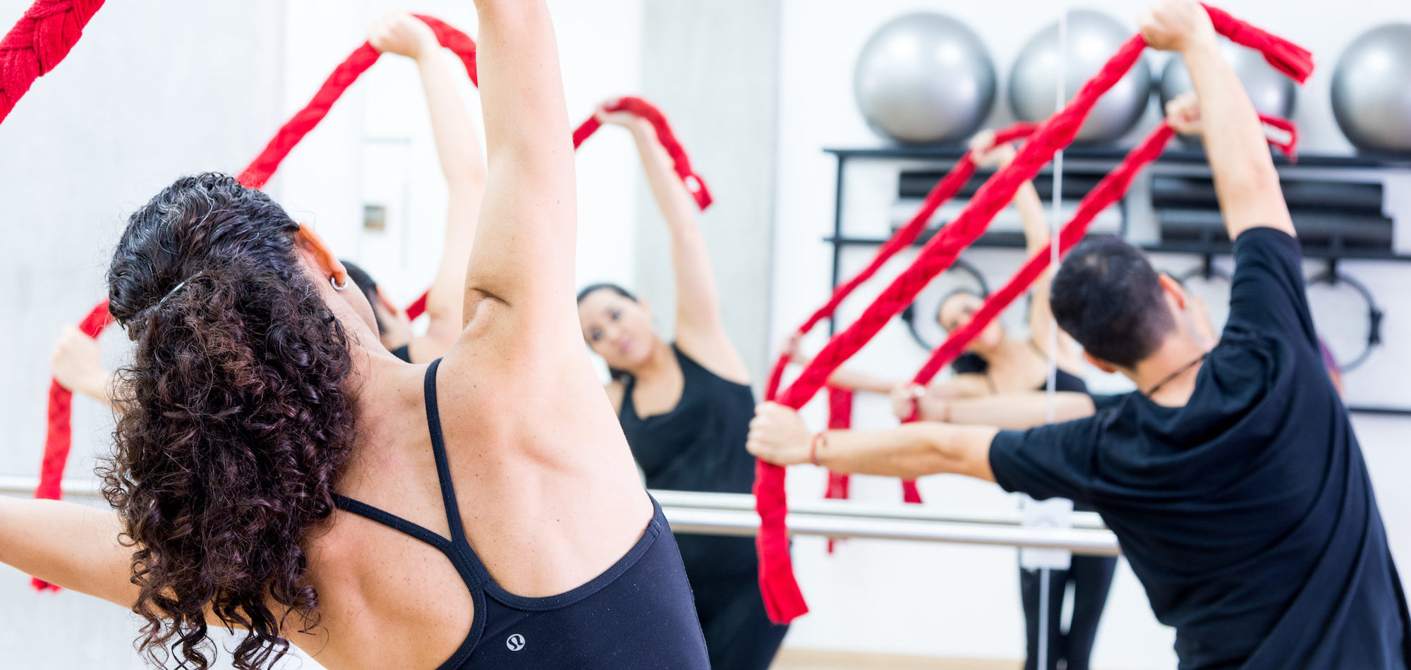 Clases Pilates Cancún